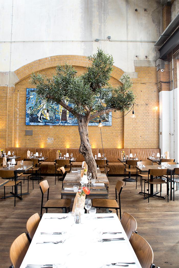 Olive - Art Restaurant Khotinsky